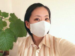 オーガニック布マスク